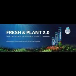 Pantalla Fluval Fresh plant led 2.0 59w 7500k