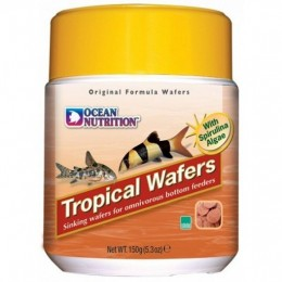 Ocean Nutrition Tropical Wafers. 150g pastillas de fondo