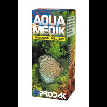 Aquamedik 250ml Antiparasitarios Y Bacterias