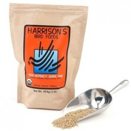 HARRISON'S high potency super fine 454g