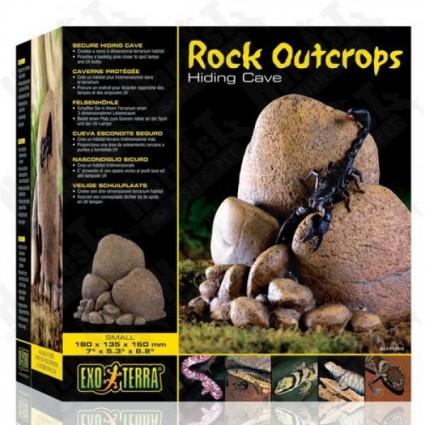 REPTIL Exo Terra Rock Outcrops Cueva