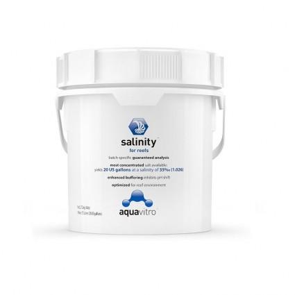Aquavitro Sal Salinity 15,70kg