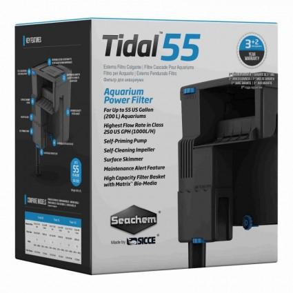 Seachem Sicce Filtro Tidal 55
