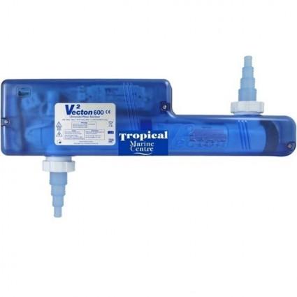 AC UV Lámpara Ultravioleta Vecton 600