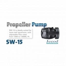 ACM Jecod SW-15 Propeller pump bomba de olas WIFI