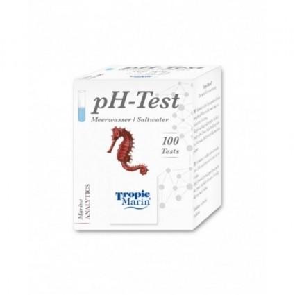 Test de pH de Tropic Marin para agua marina