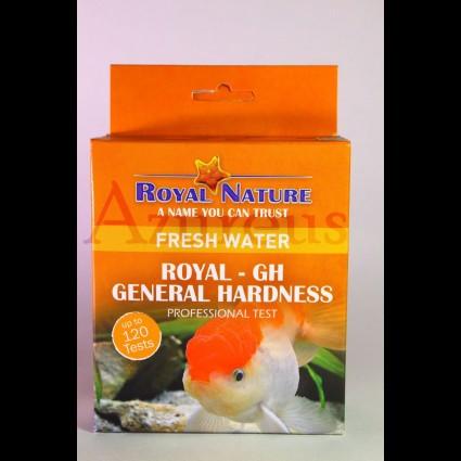 Test de dureza general (GH) para agua dulce de Royal Nature