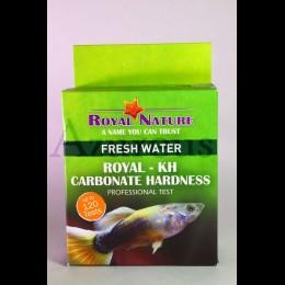 Test de dureza de carbonatos (KH) para agua dulce de Royal Nature