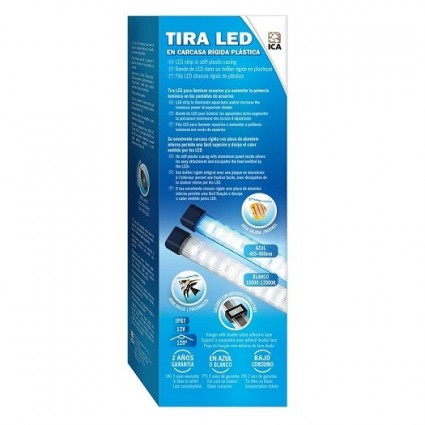 AC ICA Tira De Led Pro LEP88B 87,5cm Blanca