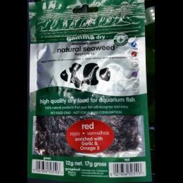 TMC Gamma dry natural seaweed 12g red