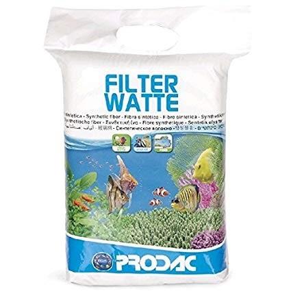 AC Perlon Filter Watte 250gr Prodac