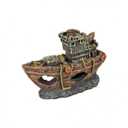 AC Decoración Barco Pesquero Mini