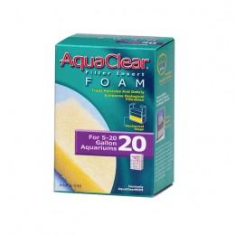 AC Aquaclear 20 Esponja
