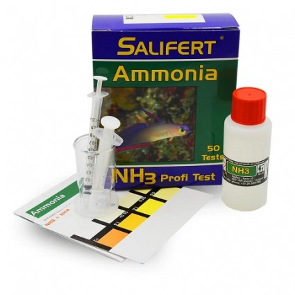 Salifert Test NH3