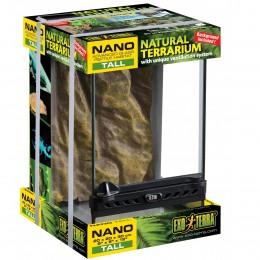 REPTIL Exo Terra Terrarium Nano Tall 20x20x30 cm