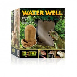 REPTIL Exo Terra Water Well Dispensador de Agua