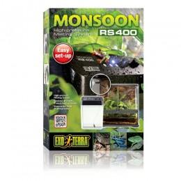 REPTIL Exo Terra Monsoon RS400 Sistema De Lluvia