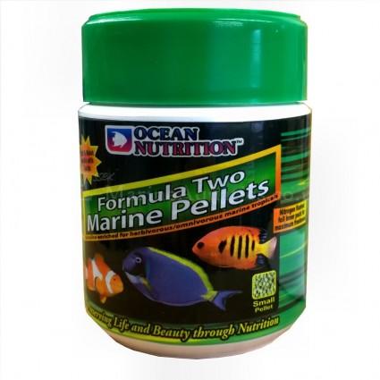 Ocean Nutrition Formula Two Marine Pellet (Small) 100g