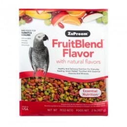 Zupreem 907g Multifruta Fruit Blend Flavor Loros