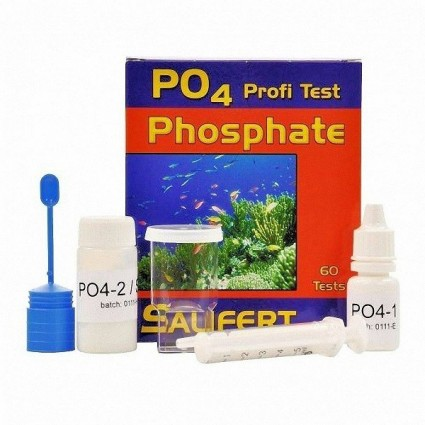 Salifert PO4 Profi Test 60 Tests fosfato