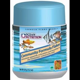 Ocean Nutrition community formula flakes 34g