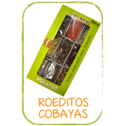 Ribero Snack Roeditos Cobayas 200g