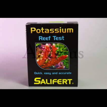 Test de Potasio (K) Salifert.