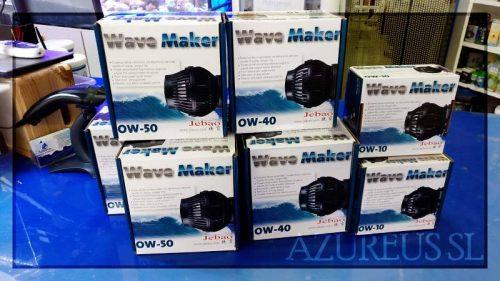 Ya tenemos una nueva llegada de bombas Wave Maker, las nuevas ediciones de la OW