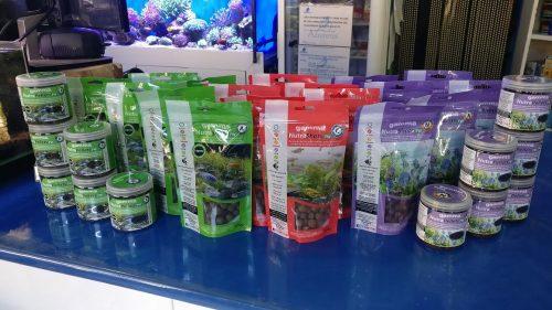 ¡Ya la tenemos en Azureus!!! ¡Toda la comida de Gamma para agua dulce está lista en nuestra tienda!! ¡No te quedes sin probarla!
