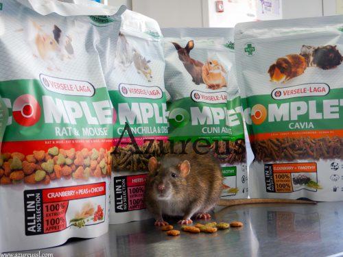 Versele Laga, alimento para pequeños mamíferos.